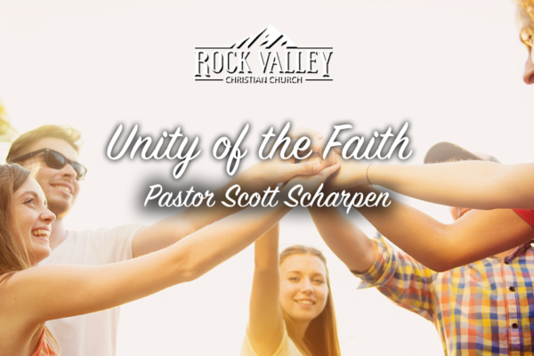 Unity of the Faith