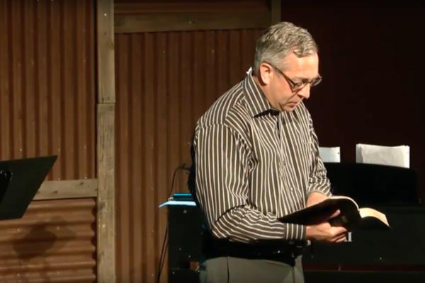 Pastor David Liesenfelt