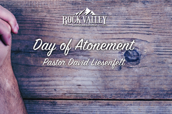 Day of Atonement 2018