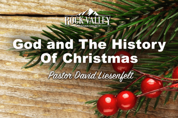 God and the History of Christmas