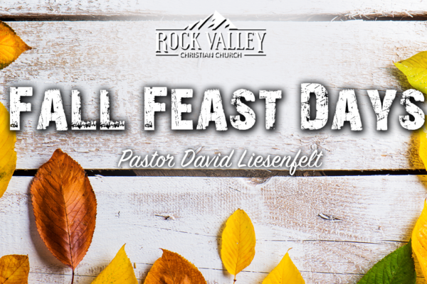 Fall Feast Days