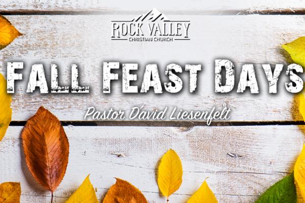 Fall Feast Days