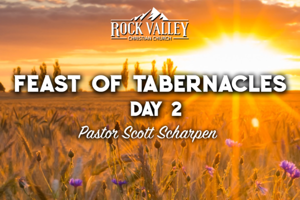 God With Us | Feast of Tabernacles Day 2