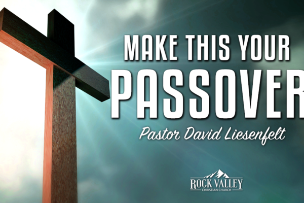 Make This Your Passover