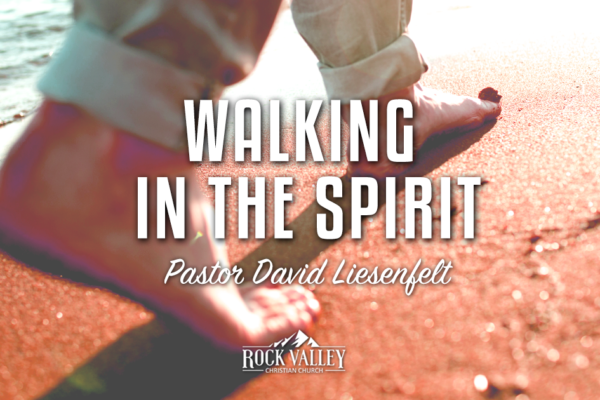 Walking in The Spirit | The Feast of Pentecost