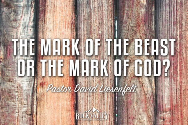 The Mark of the Beast... or the Mark of God?