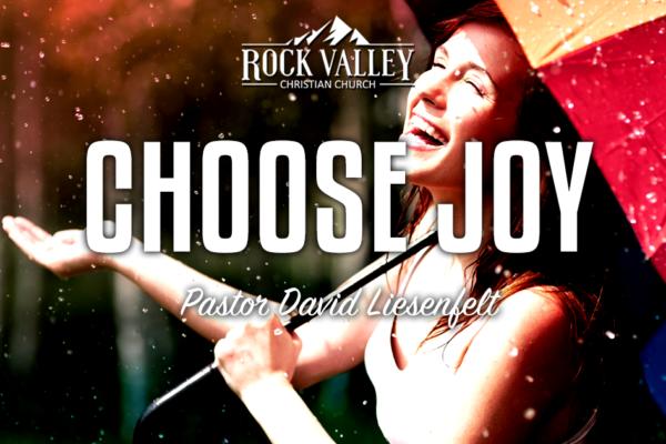 Choose The Joy In Christ