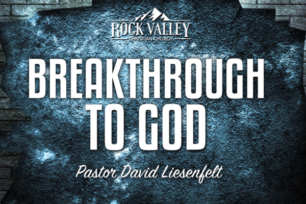Breakthrough to God