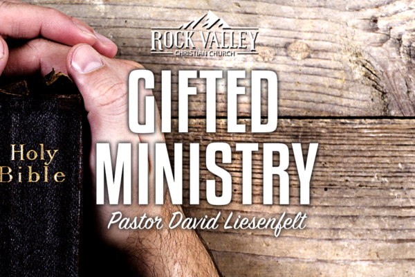 Gifted Ministry