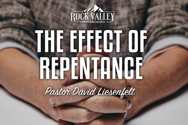 The Effect of Repentance
